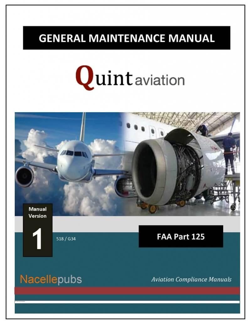 Writing faa rsm qcm manuals and training manuals.