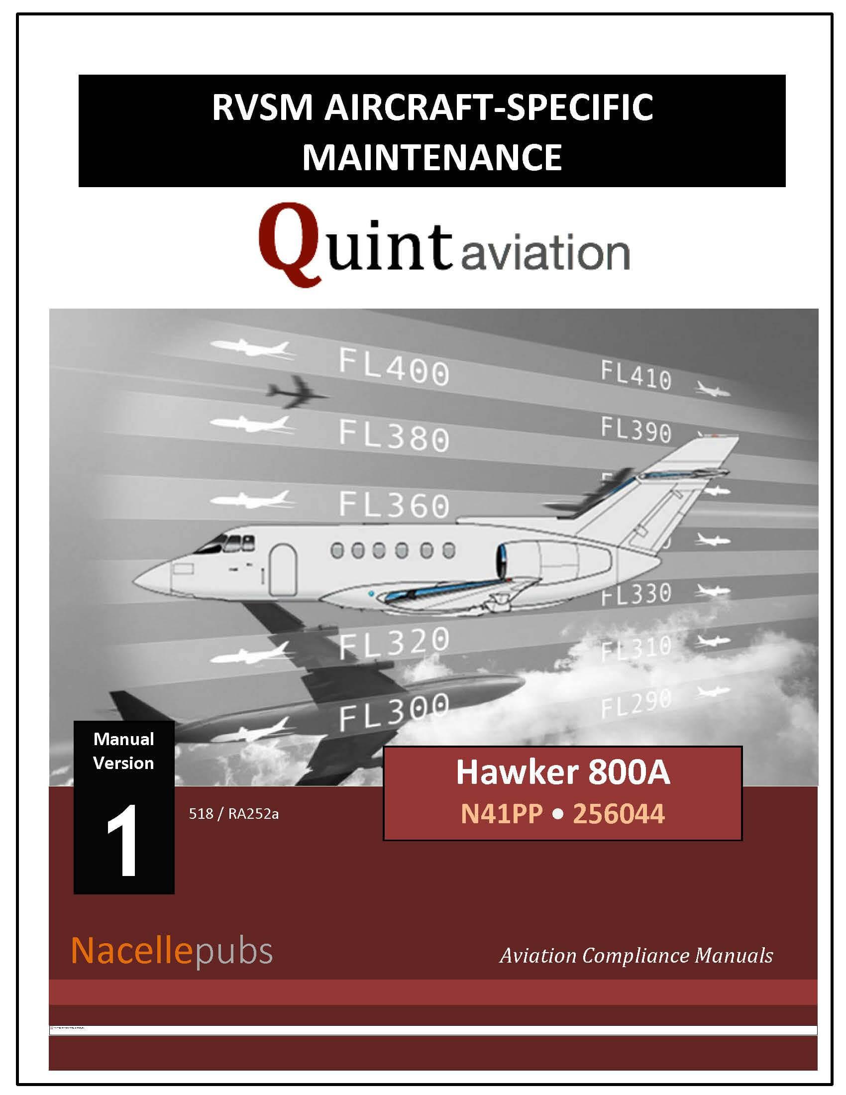 rvsm aircraft specific manual nacellepubs rh nacellepubs aero Dispatcher Gifts Dispatcher Gifts