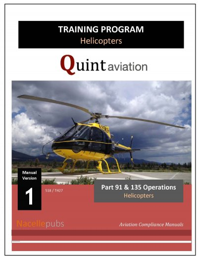 general operations manual part 135